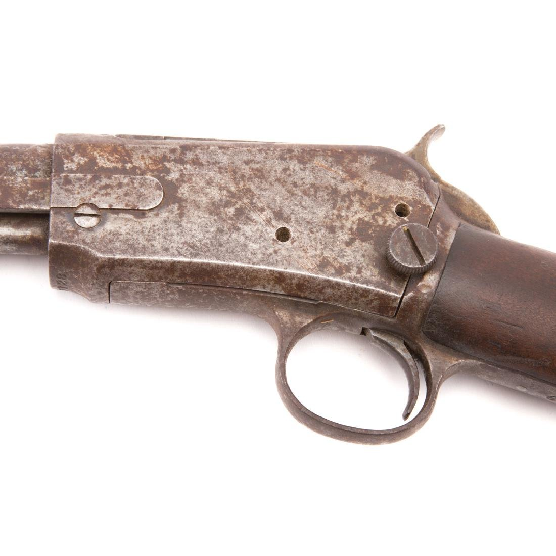 Winchester single shot 22 caliber - 4