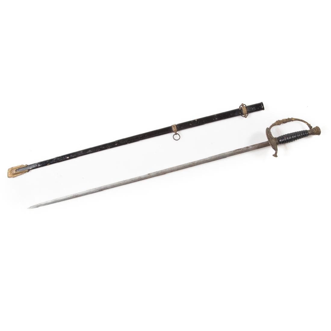 Model 1860 Civil War officer's sword - 2