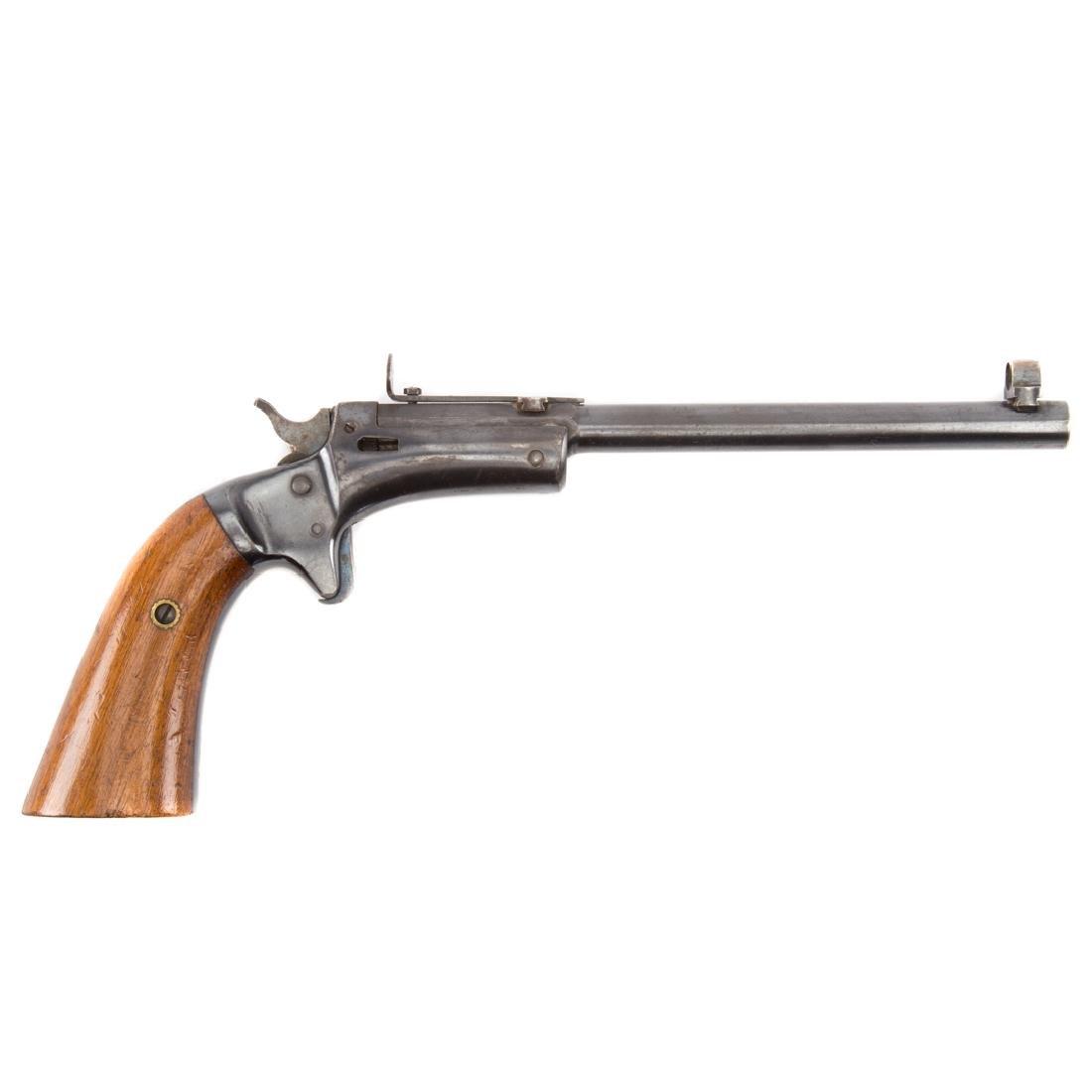 J. Stevens single shot pistol