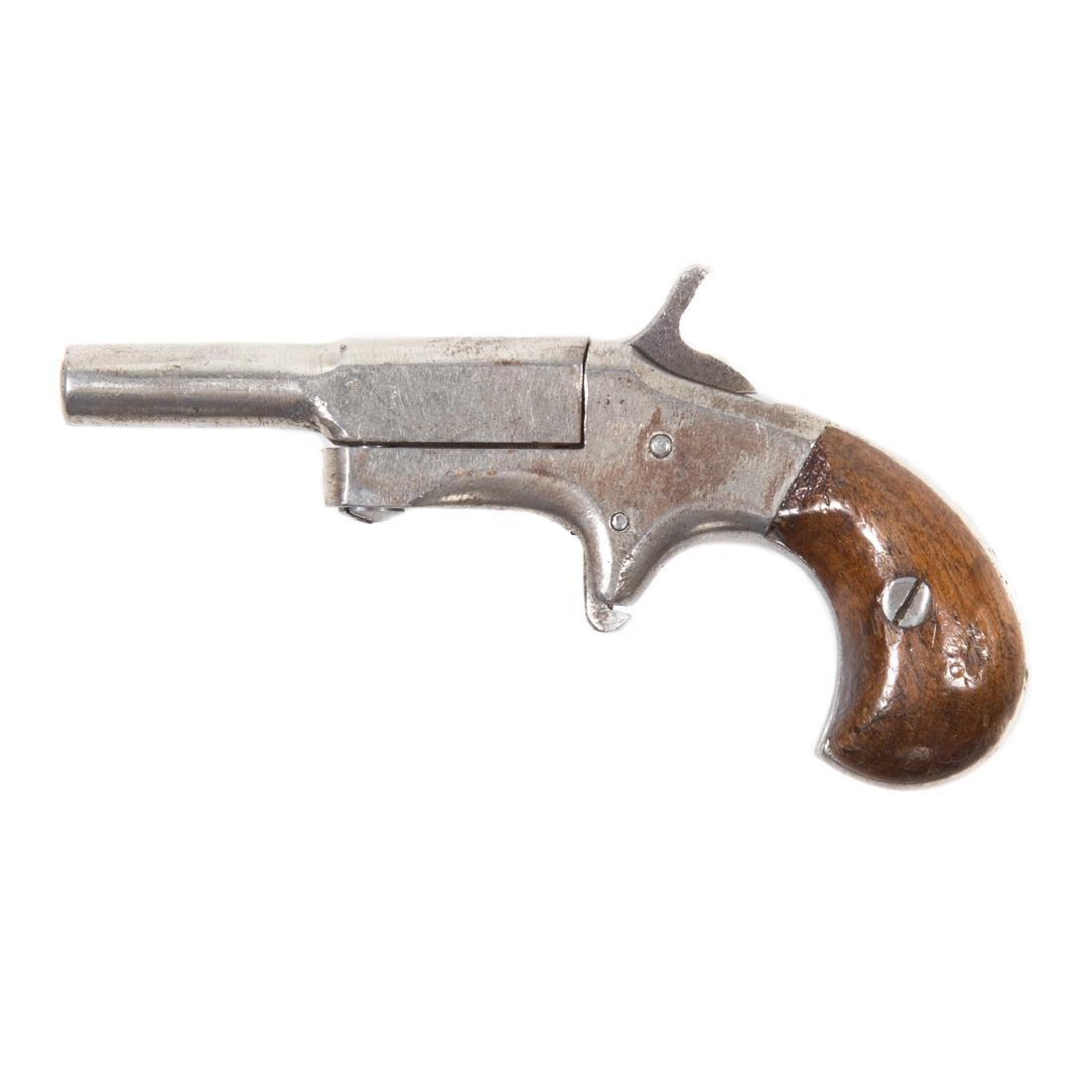 Single shot derringer - 2