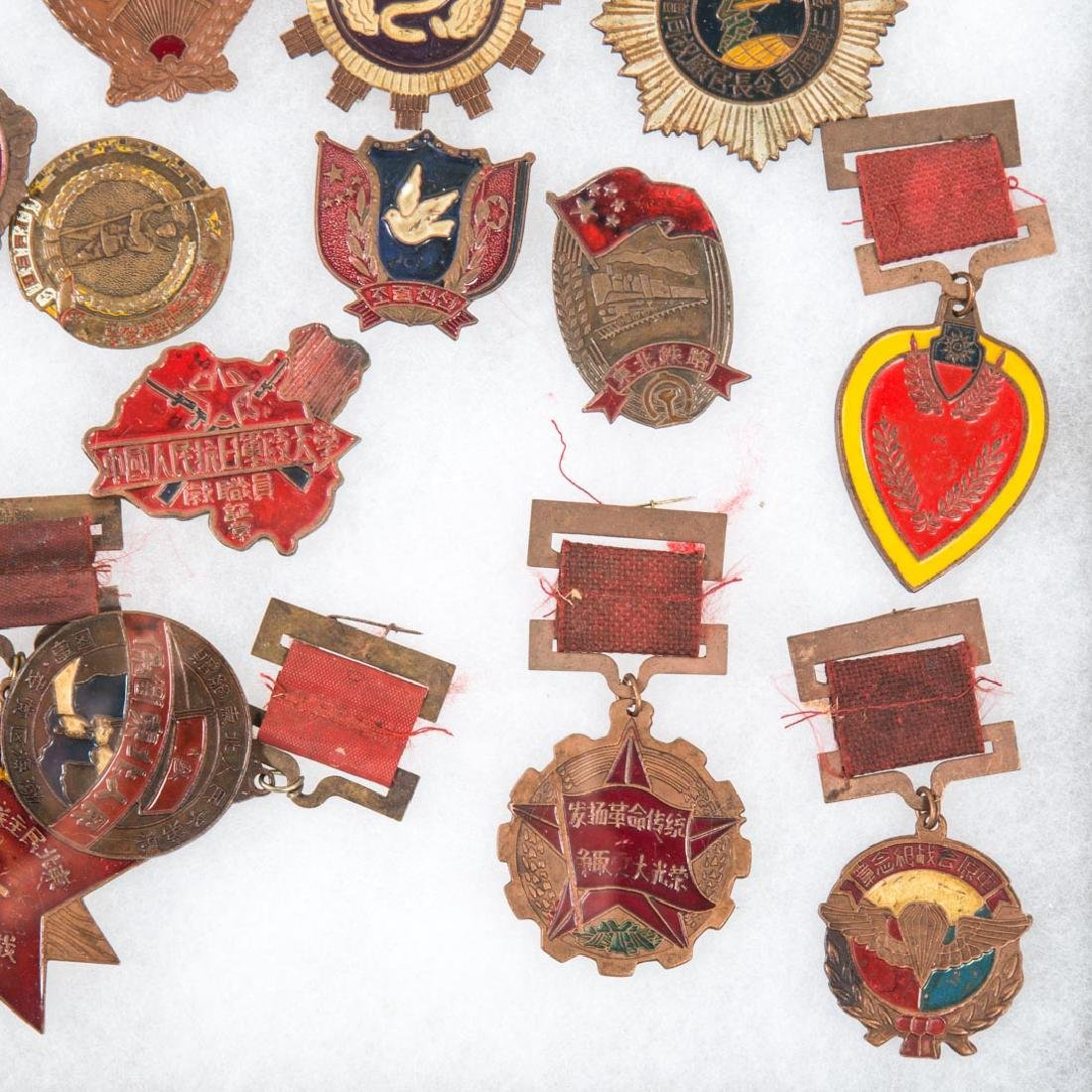 Collection of Chinese military medals - 3