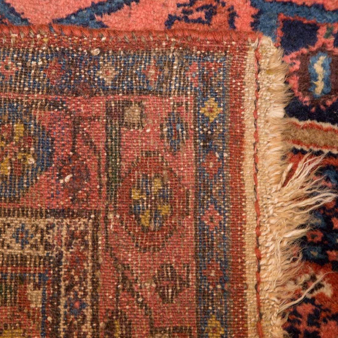 Antique Hamadan rug, approx. 3.7 x 6.4 - 3