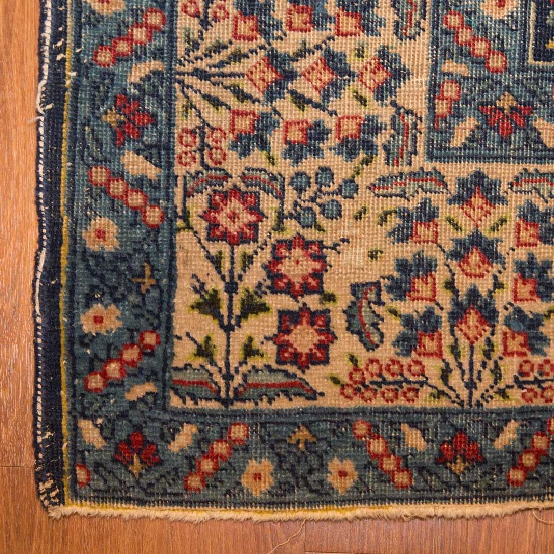 Turkish Floral rug, approx. 5.6 x 8.6 - 2