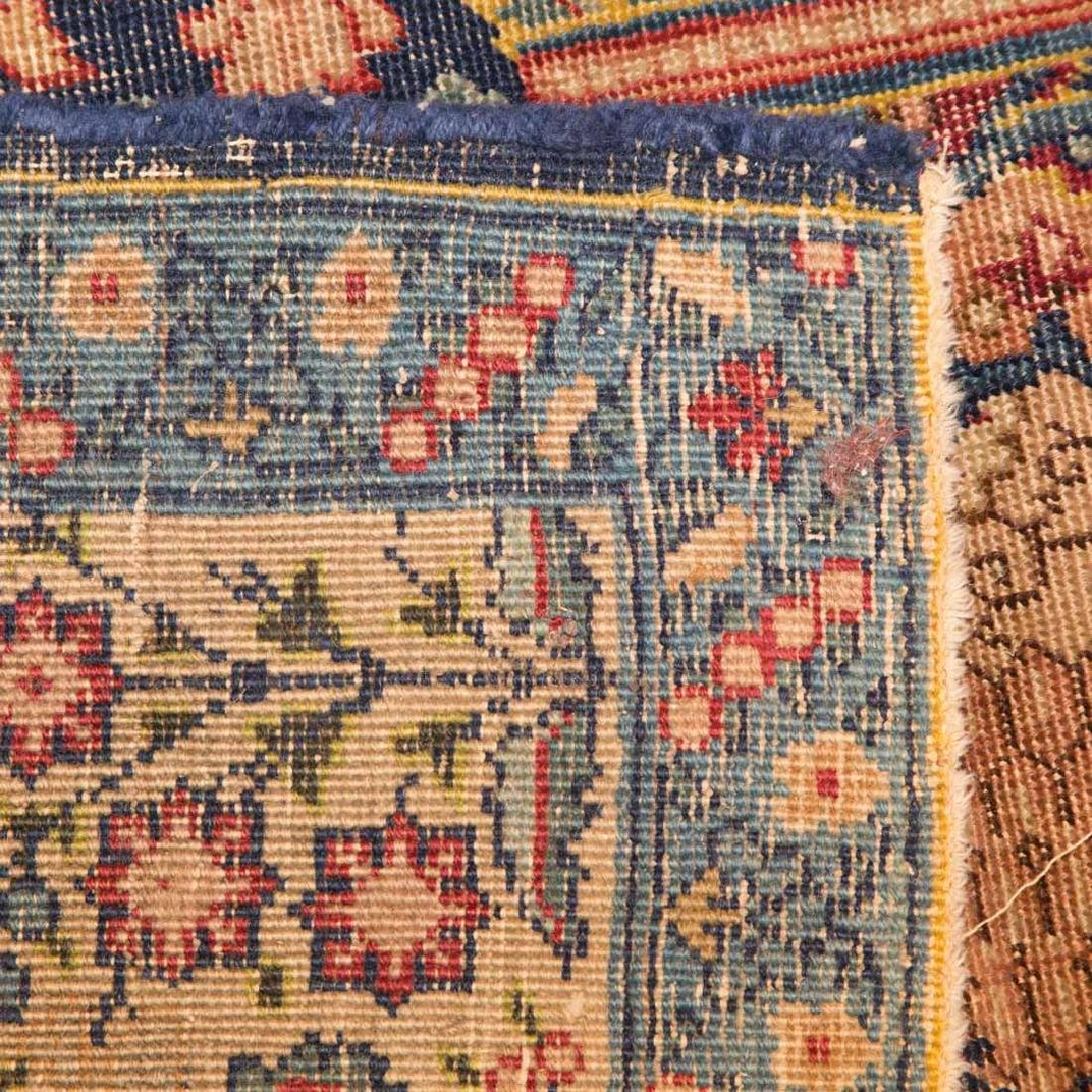 Turkish Floral rug, approx. 5.6 x 8.6 - 3