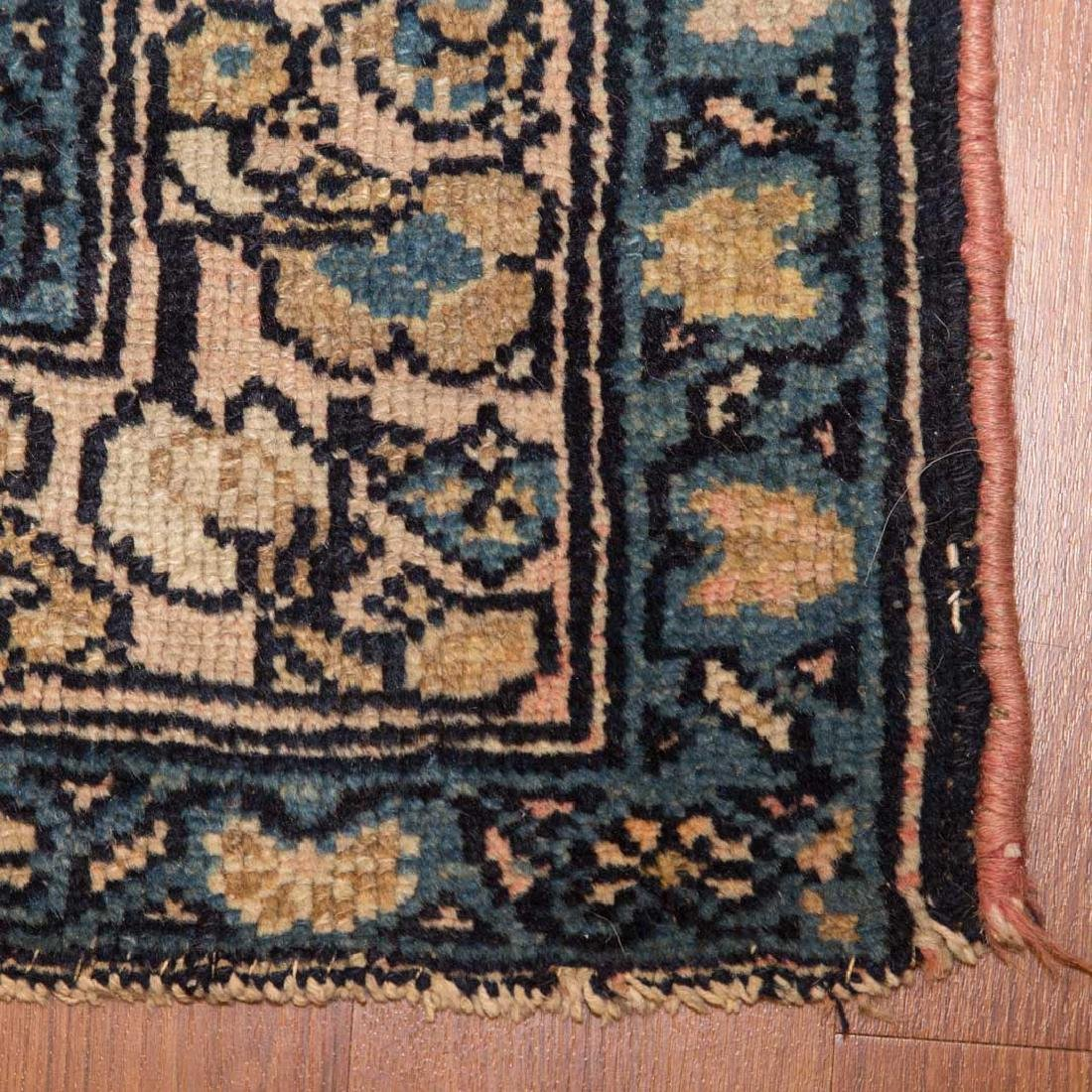 Two antique Hamadan rugs, Persia, circa 1920 - 4