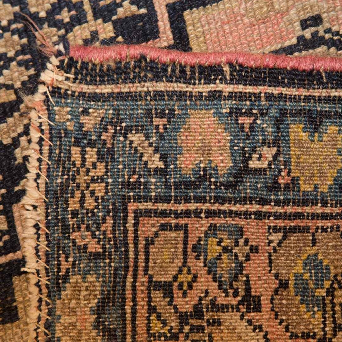 Two antique Hamadan rugs, Persia, circa 1920 - 5