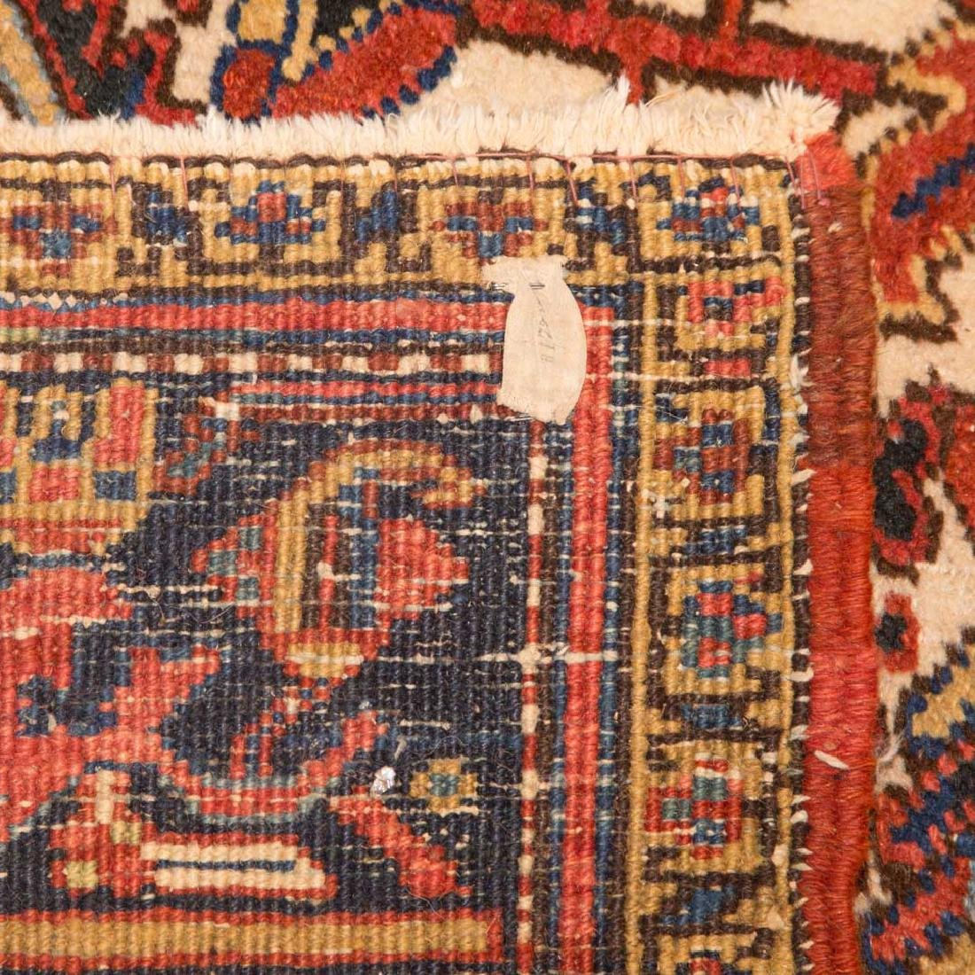Persian Herez rug, approx. 8.9 x 11.4 - 3