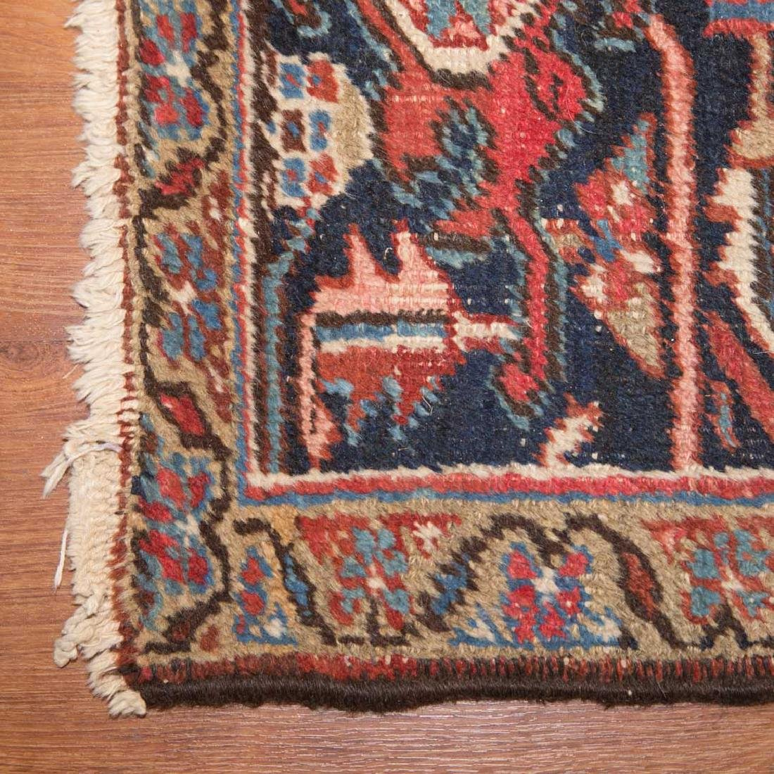 Persian Herez rug, approx. 9.10 x 18.5 - 2