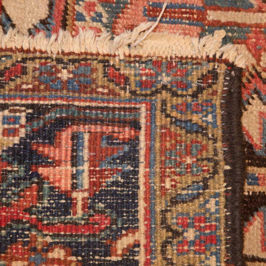 Persian Herez rug, approx. 9.10 x 18.5 - 3