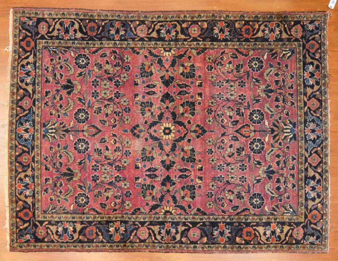 Antique Lilehan rug, approx. 5.5 x 7.3