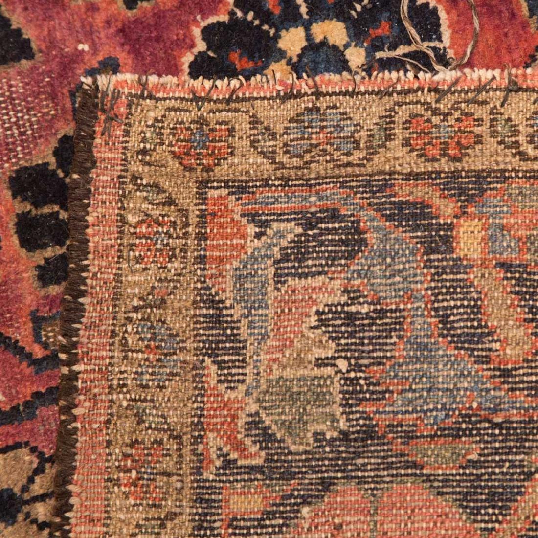 Antique Lilehan rug, approx. 5.5 x 7.3 - 3