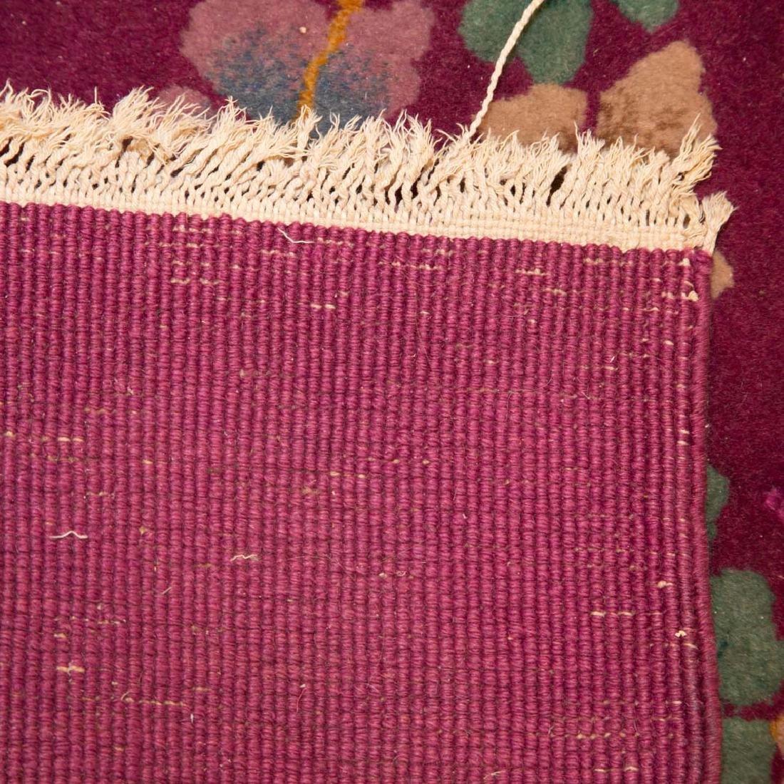 Antique Nichols carpet, approx. 8.9 x 11.3 - 3