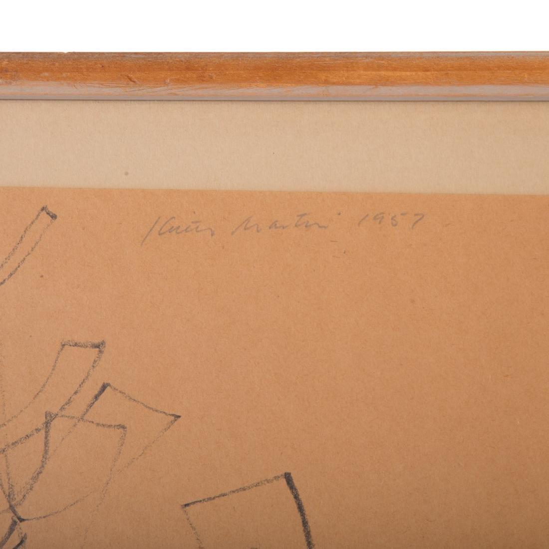 Keith Martin. Chimera V, drawing - 3