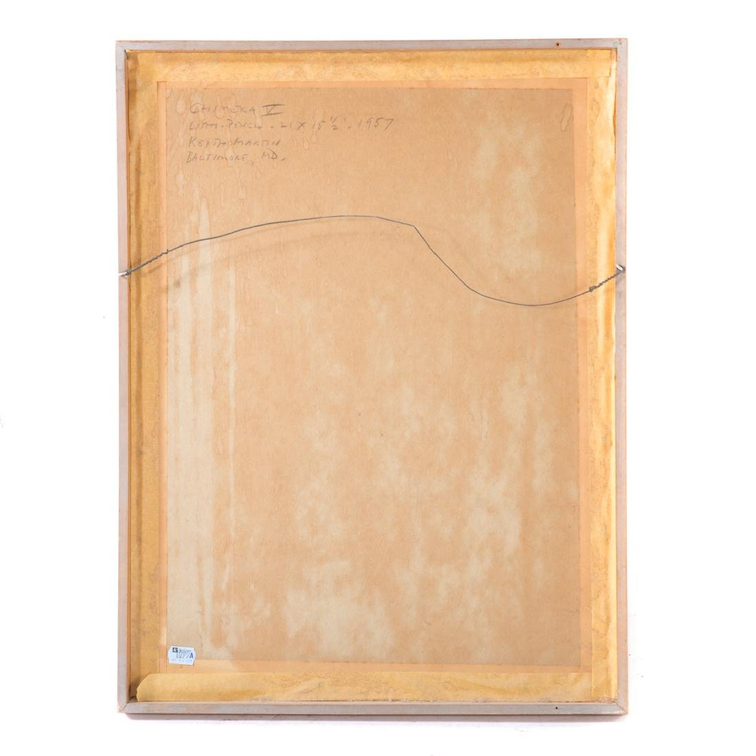 Keith Martin. Chimera V, drawing - 4