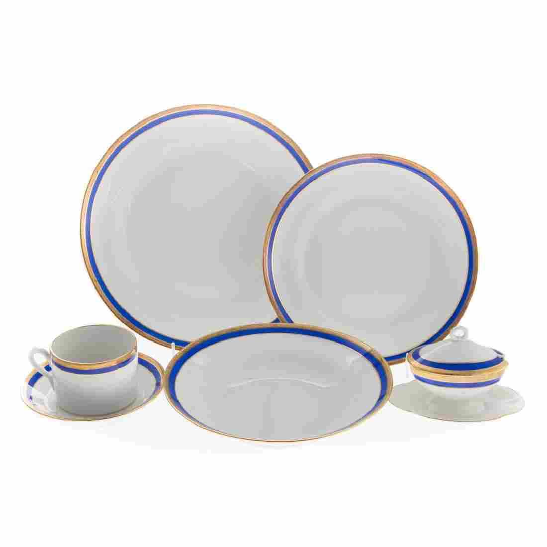 Richard Ginori porcelain dinner service
