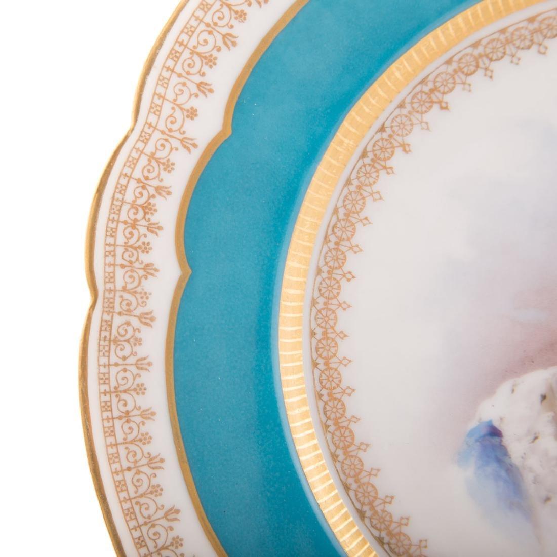 Four pieces French porcelain - 8