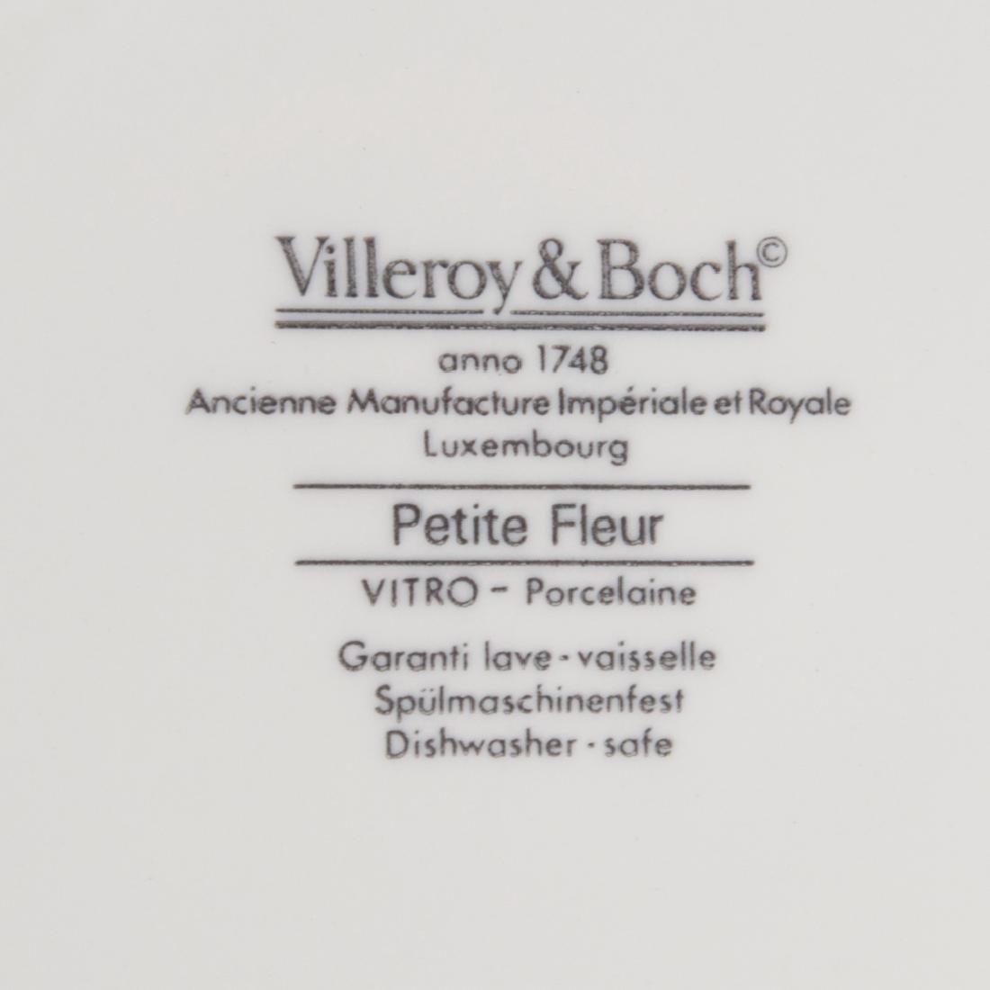 "Villeroy & Boch ""Petite Fleur"" dinner service - 3"