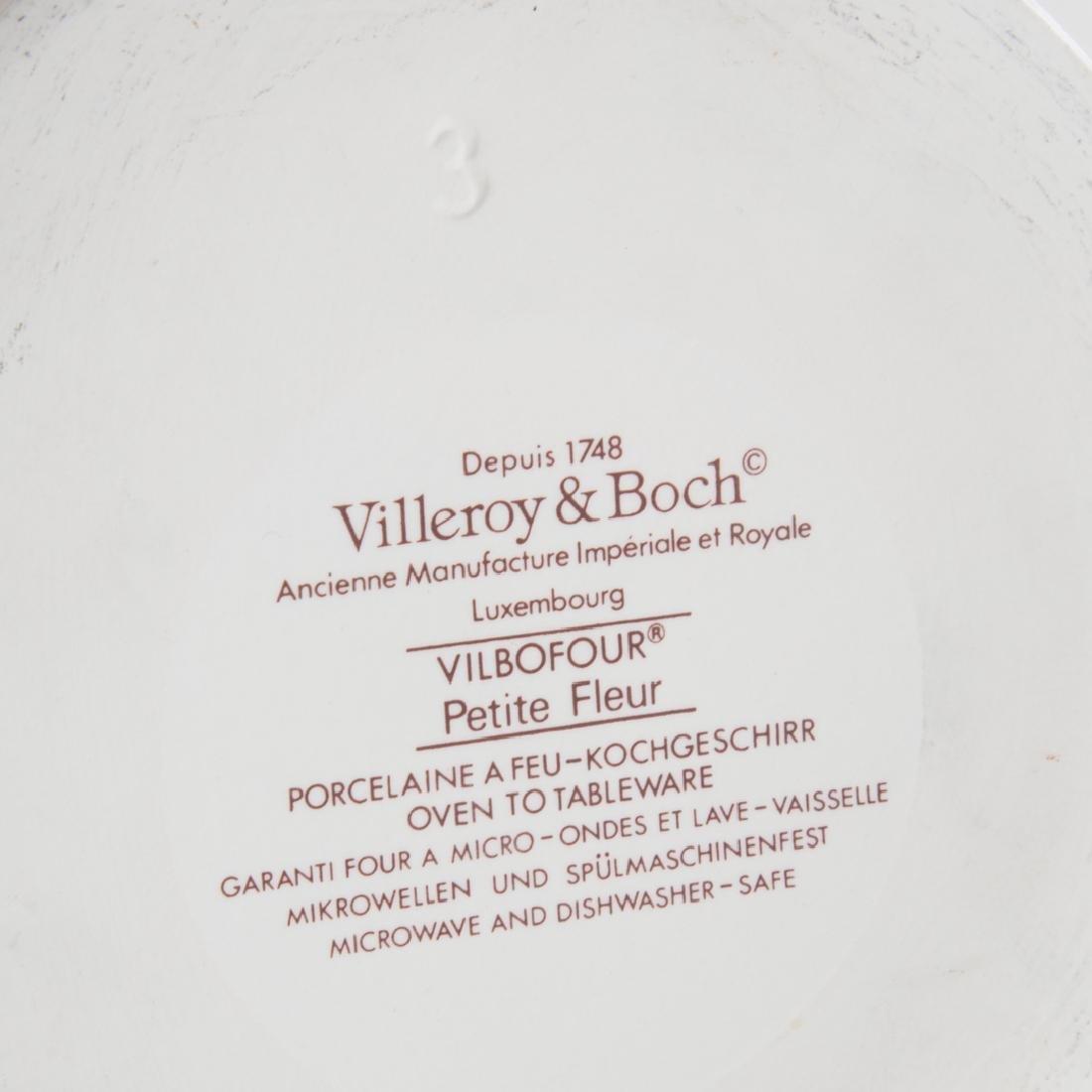 "Villeroy & Boch ""Petite Fleur"" dinner service - 5"