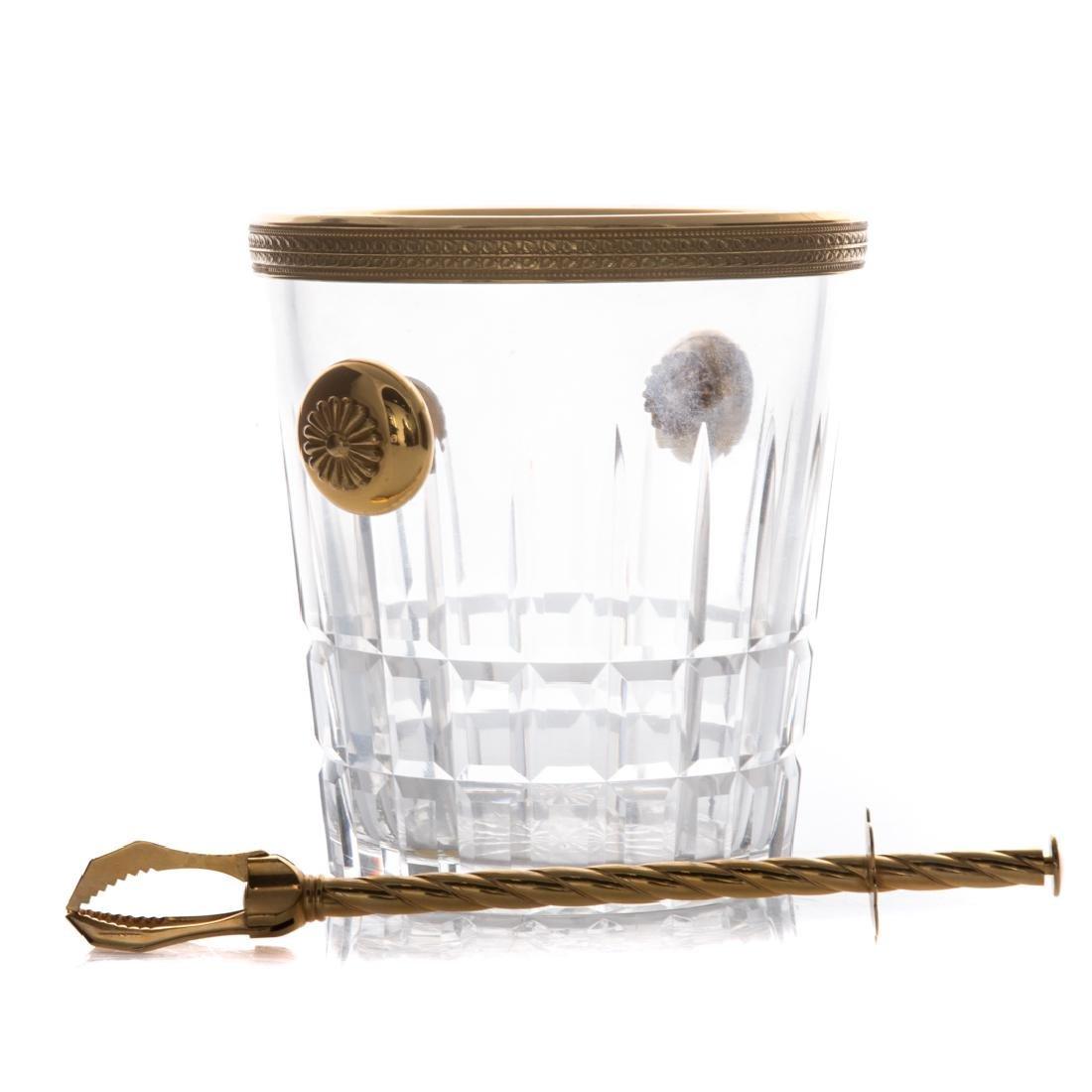 Three crystal ice buckets - 2