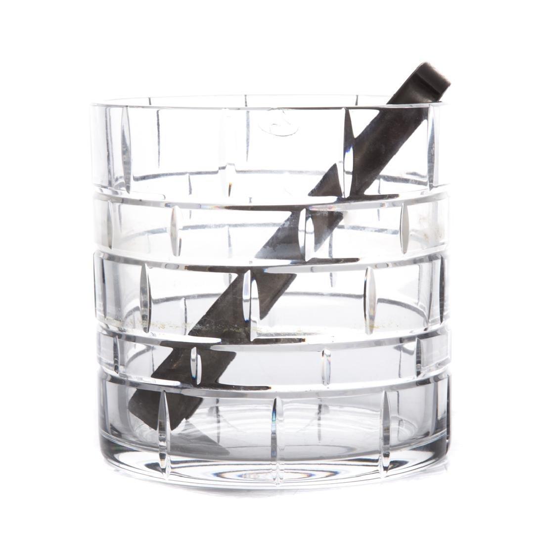 Three crystal ice buckets - 4