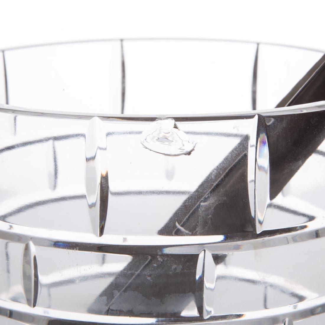 Three crystal ice buckets - 5
