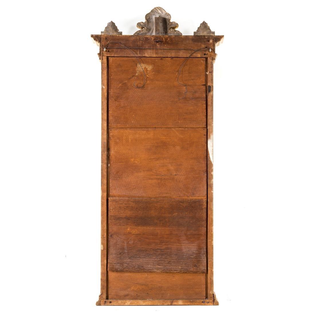 Renaissance Revival giltwood pier mirror - 3