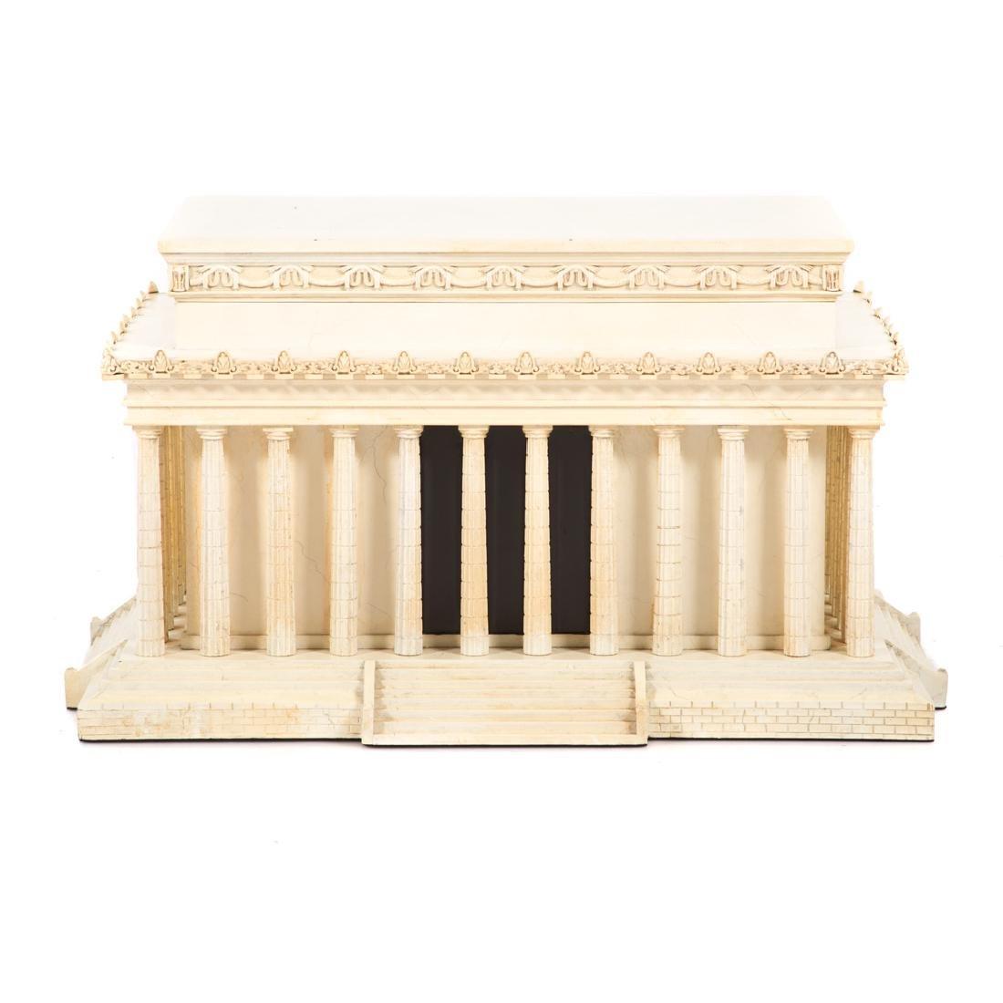 Montecristo Lincoln Memorial cigar humidor