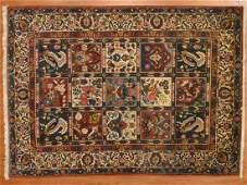 Persian Bahktiari rug, approx. 4.8 x 6.6