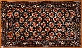 Antique Bahktiari rug, approx. 7.3 x 12.7