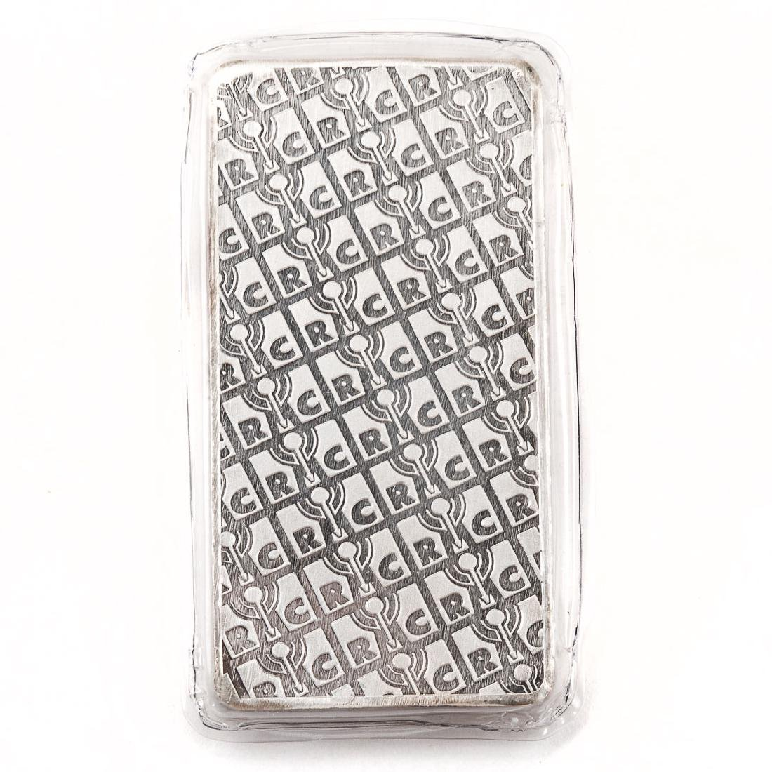 [US] 10 Ounce .999 Silver Bar - Republic Metals - 2