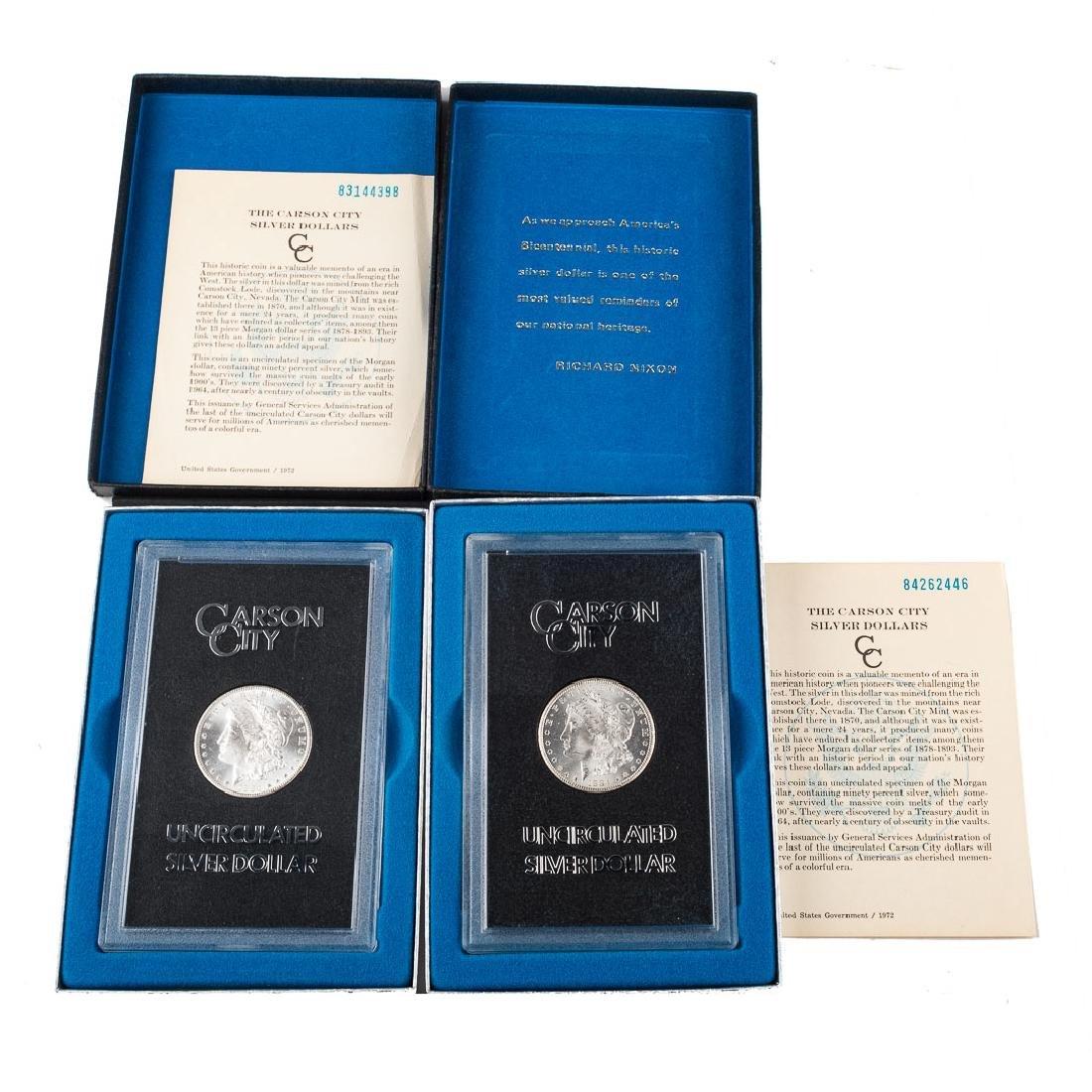 [US] 2-1884-CC GSA Morgan Dollars MS62