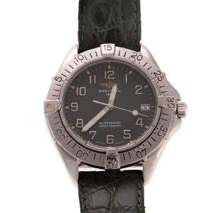 A Gents Breitling Colt Automatic Stainless Watch
