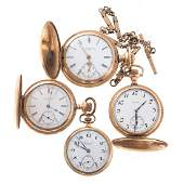 A Collection of Gent's Pocket Watches