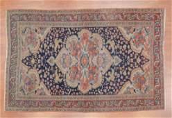 Antique Feraghan Sarouk rug, approx. 3.11 x 6.1