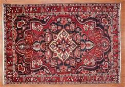 Persian Bahktiari rug, approx. 6.9 x 9.9