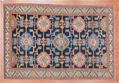 Antique Bahktiari rug, approx. 4.5 x 6.7