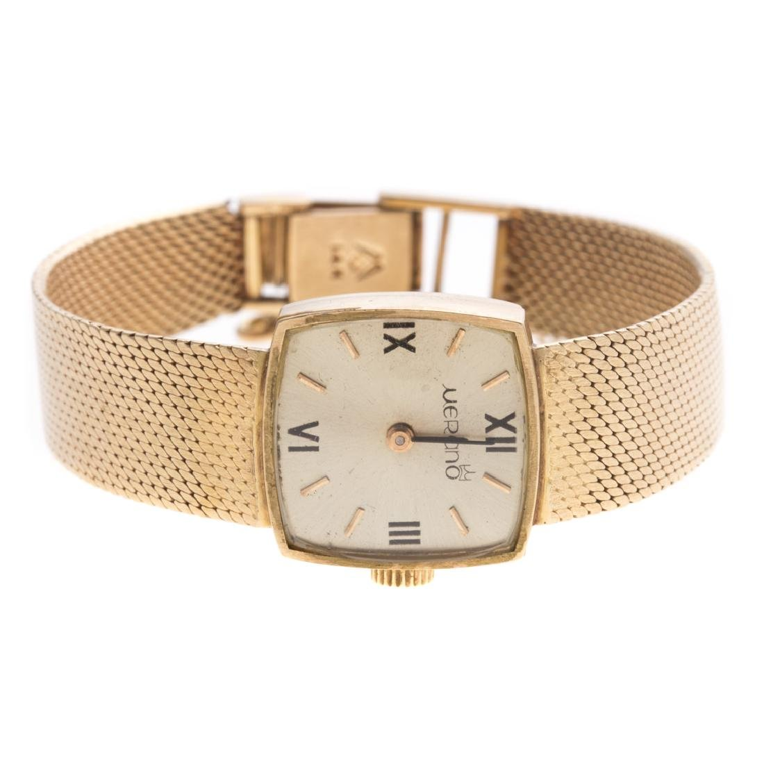 A Lady's 14K Merano & Two Tone Tissot Watches - 2