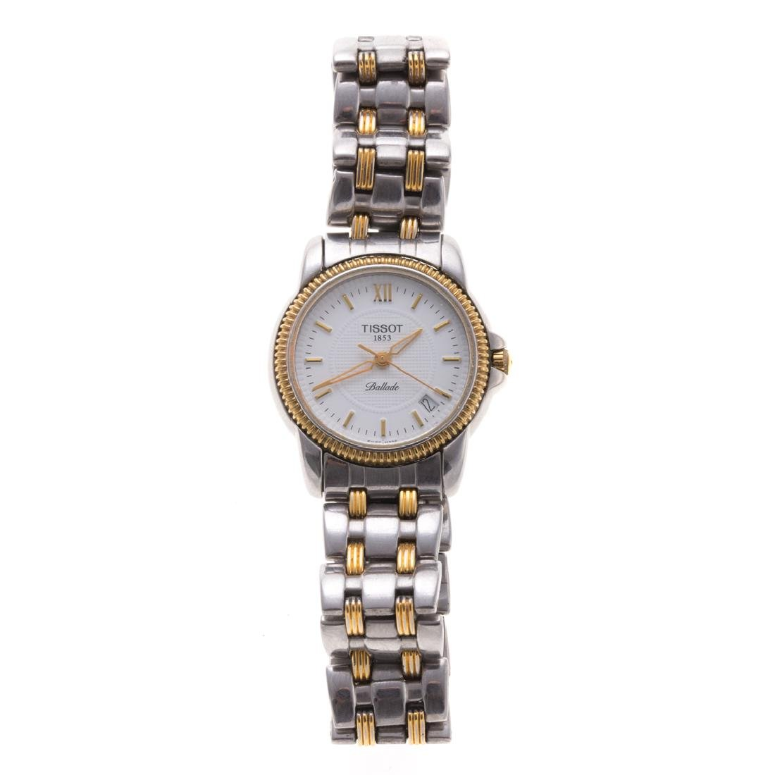 A Lady's 14K Merano & Two Tone Tissot Watches - 5
