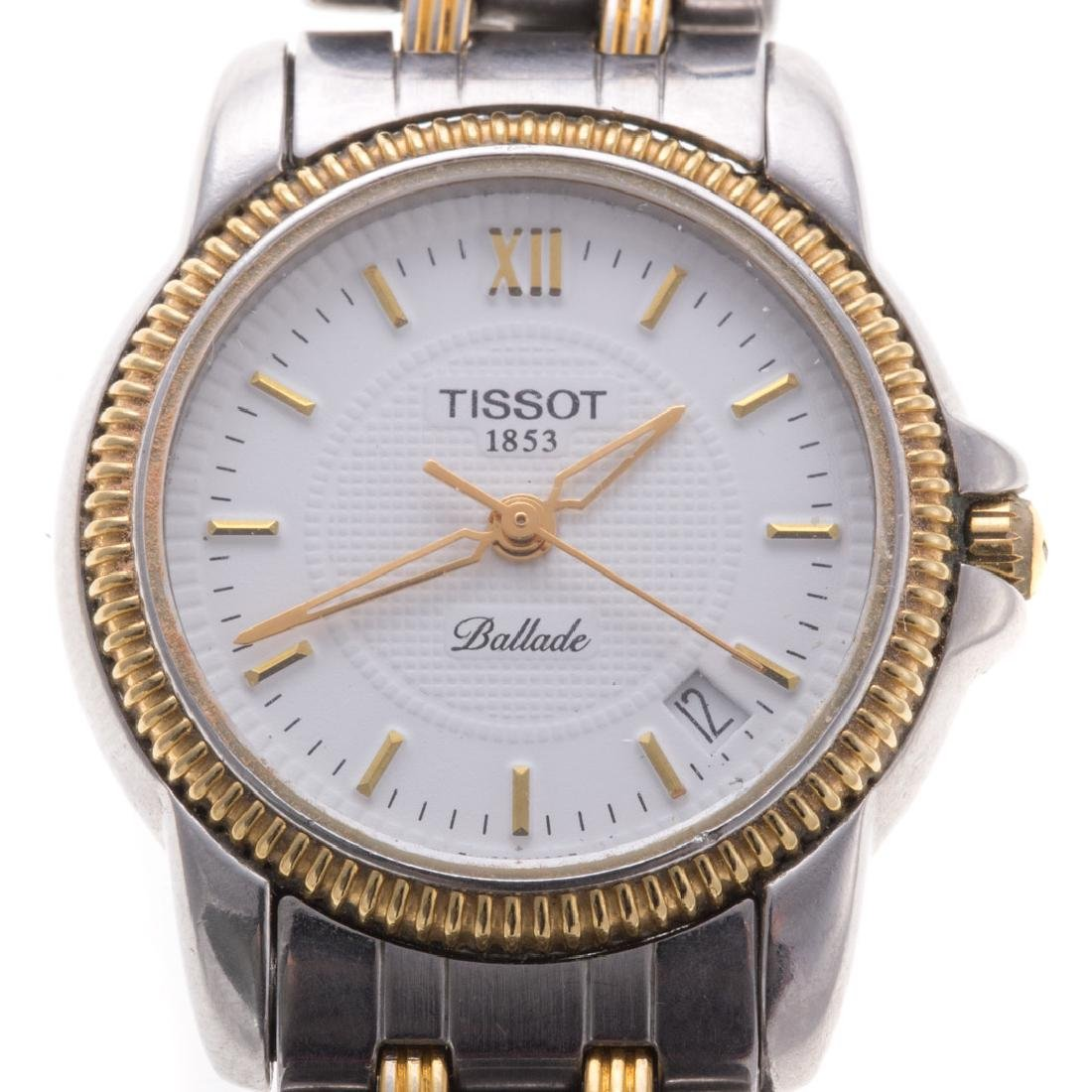 A Lady's 14K Merano & Two Tone Tissot Watches - 6