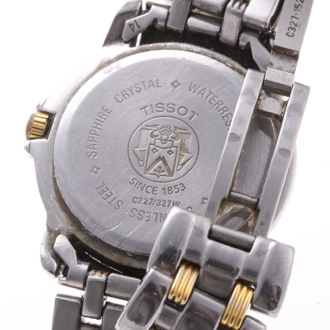 A Lady's 14K Merano & Two Tone Tissot Watches - 7
