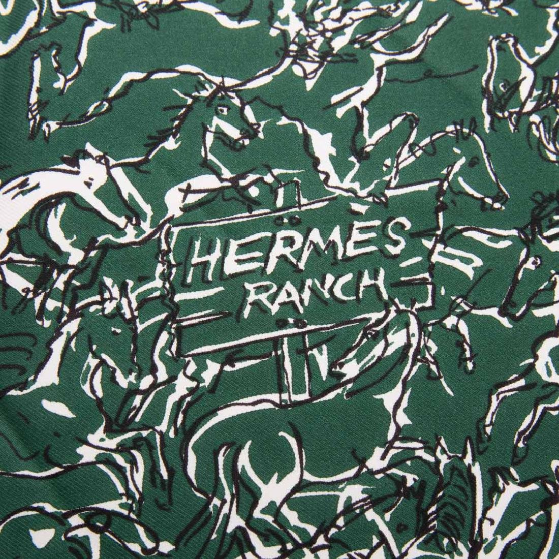 "Hermès ""Ranch Bandana"" 55 & Arny's of Paris Scarf - 7"