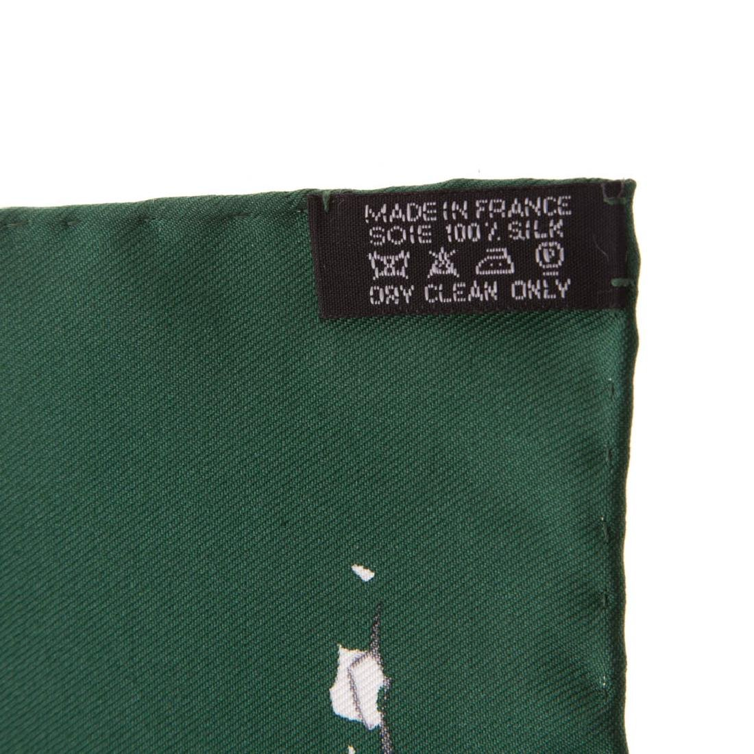 "Hermès ""Ranch Bandana"" 55 & Arny's of Paris Scarf - 8"