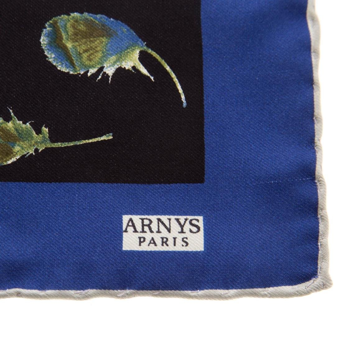 "Hermès ""Ranch Bandana"" 55 & Arny's of Paris Scarf - 9"