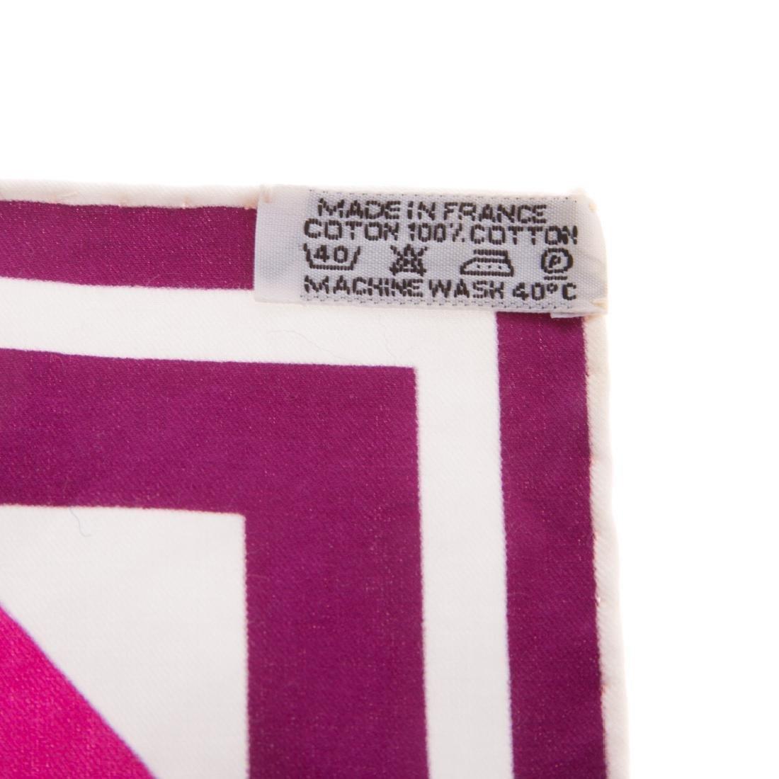 """Hermès""""Puzzle"""" Scarf 65 & """"Arcs en Ciel"""" Scarf 65 - 5"""