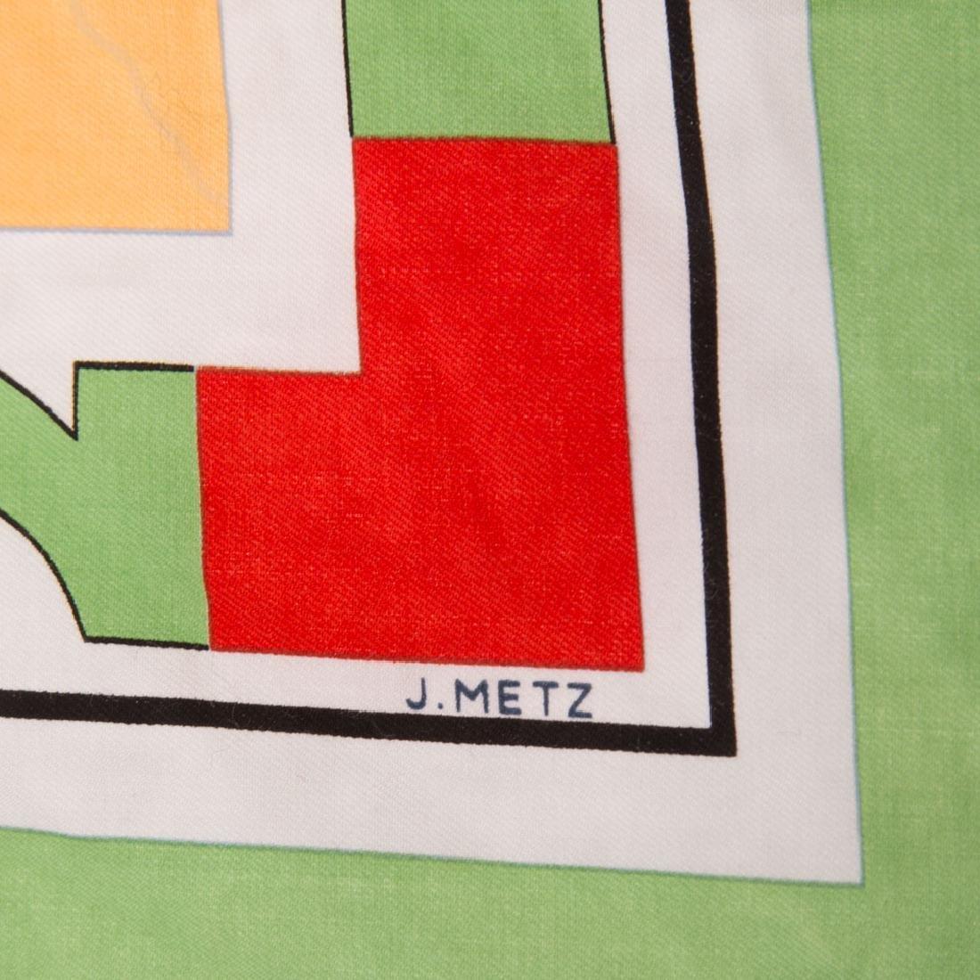 """Hermès""""Puzzle"""" Scarf 65 & """"Arcs en Ciel"""" Scarf 65 - 7"""