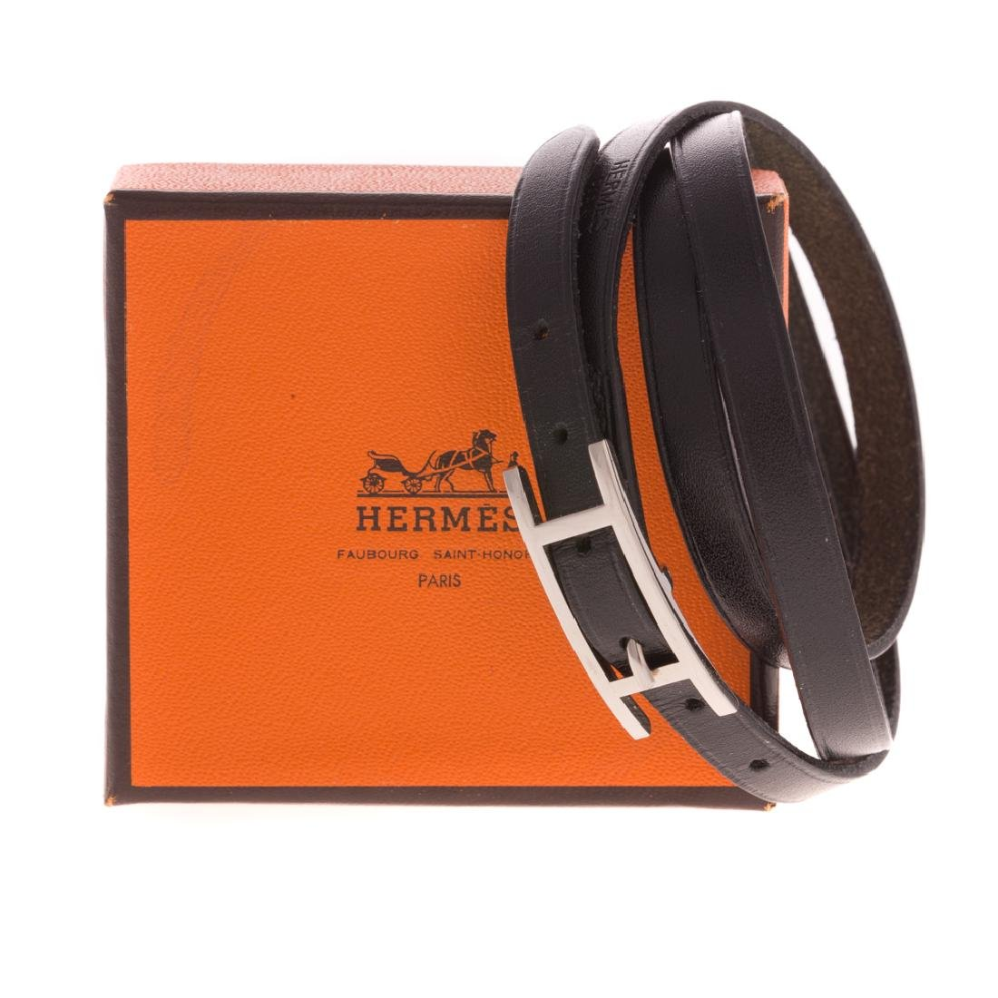 "A Hermès ""Hapi 3 Bracelet"" GM"