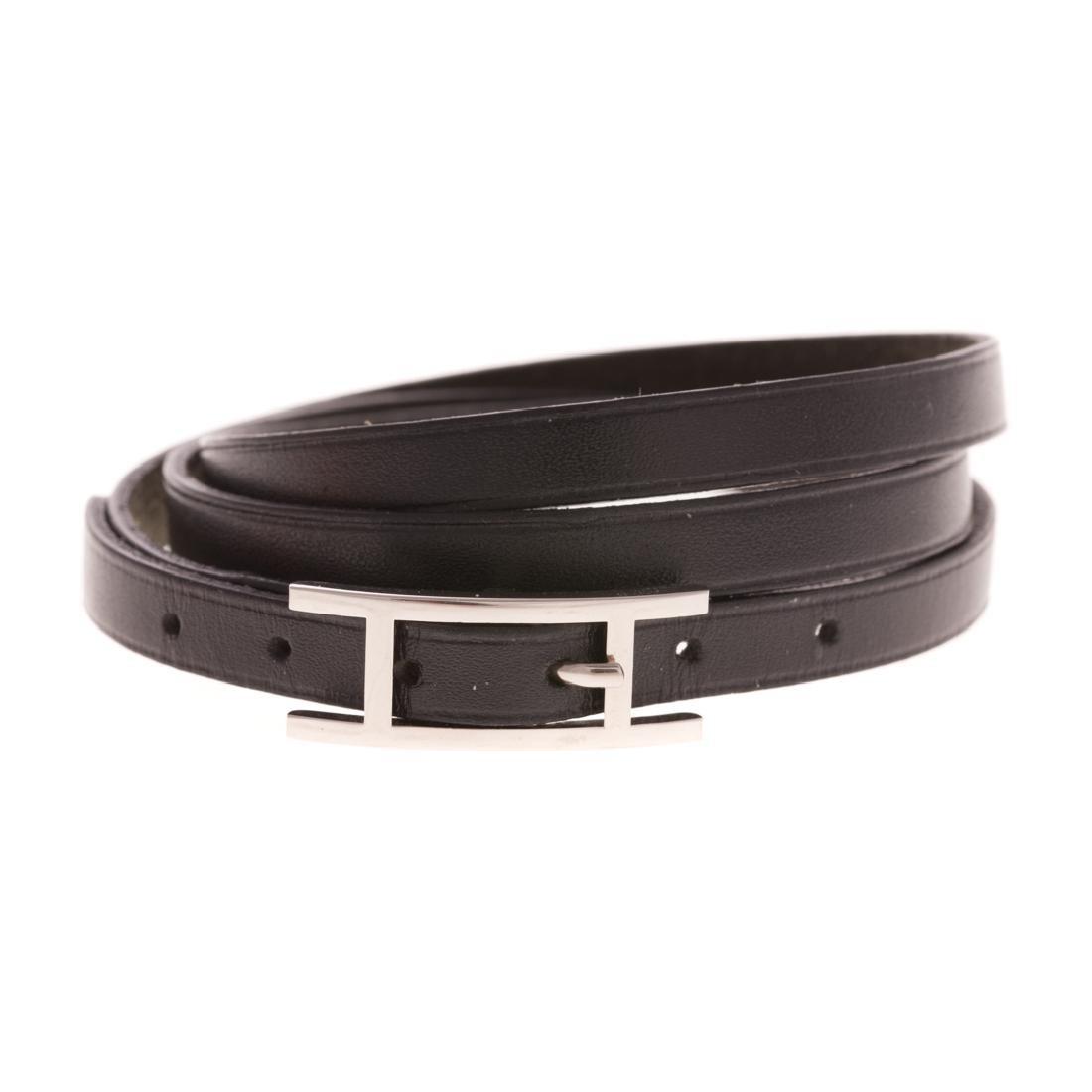 "A Hermès ""Hapi 3 Bracelet"" GM - 2"