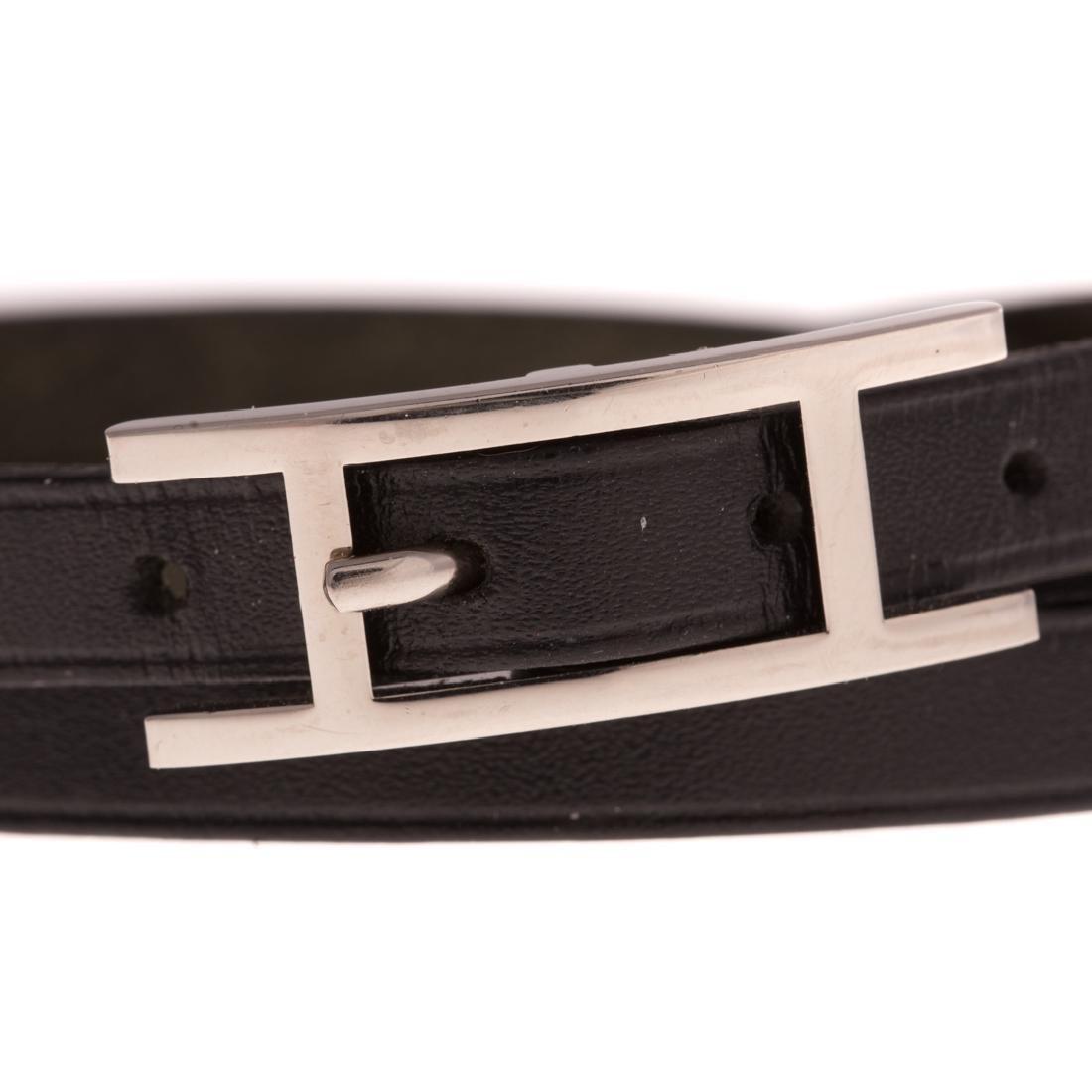 "A Hermès ""Hapi 3 Bracelet"" GM - 4"