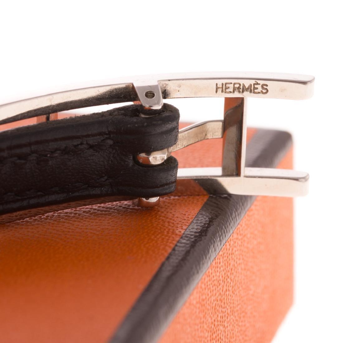 "A Hermès ""Hapi 3 Bracelet"" GM - 5"