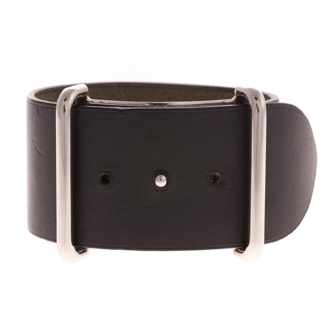 "A Hermès ""Wide Api 2 Bracelet"" GM - 2"